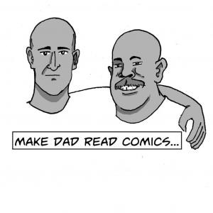 Make Dad Read Comics